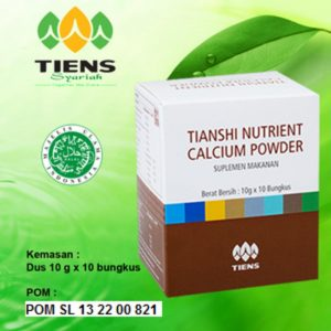 Nutrient Calcium Powder NHCP