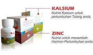 suplemen peninggi badan